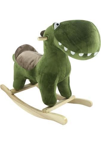 Knorrtoys® Schaukeltier »Karl«, dino green kaufen