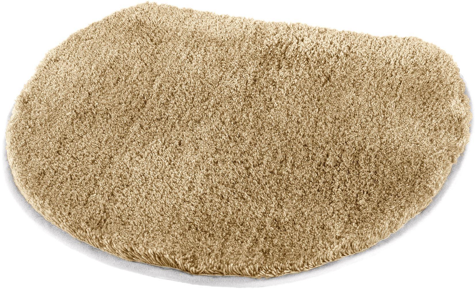 Badematte »Soft«, Kleine Wolke, Höhe 20 mm, rutschhemmend beschichtet   Bad > Badgarnituren > Badvorleger   Braun   KLEINE WOLKE