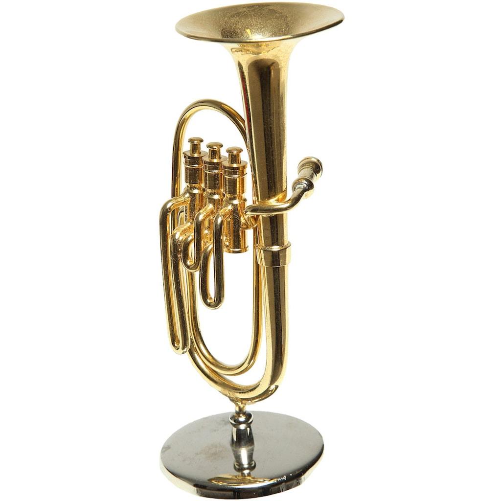 Ambiente Haus Dekofigur »Tuba 10cm«