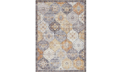 Teppich, »Kashmir Ghom«, ELLE Decor, rechteckig, Höhe 5 mm, maschinell gewebt kaufen