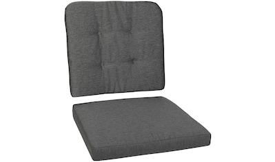 GO - DE Sesselauflage »Florenz«, (L/B): ca. 50/47x48 - 55/52 cm kaufen