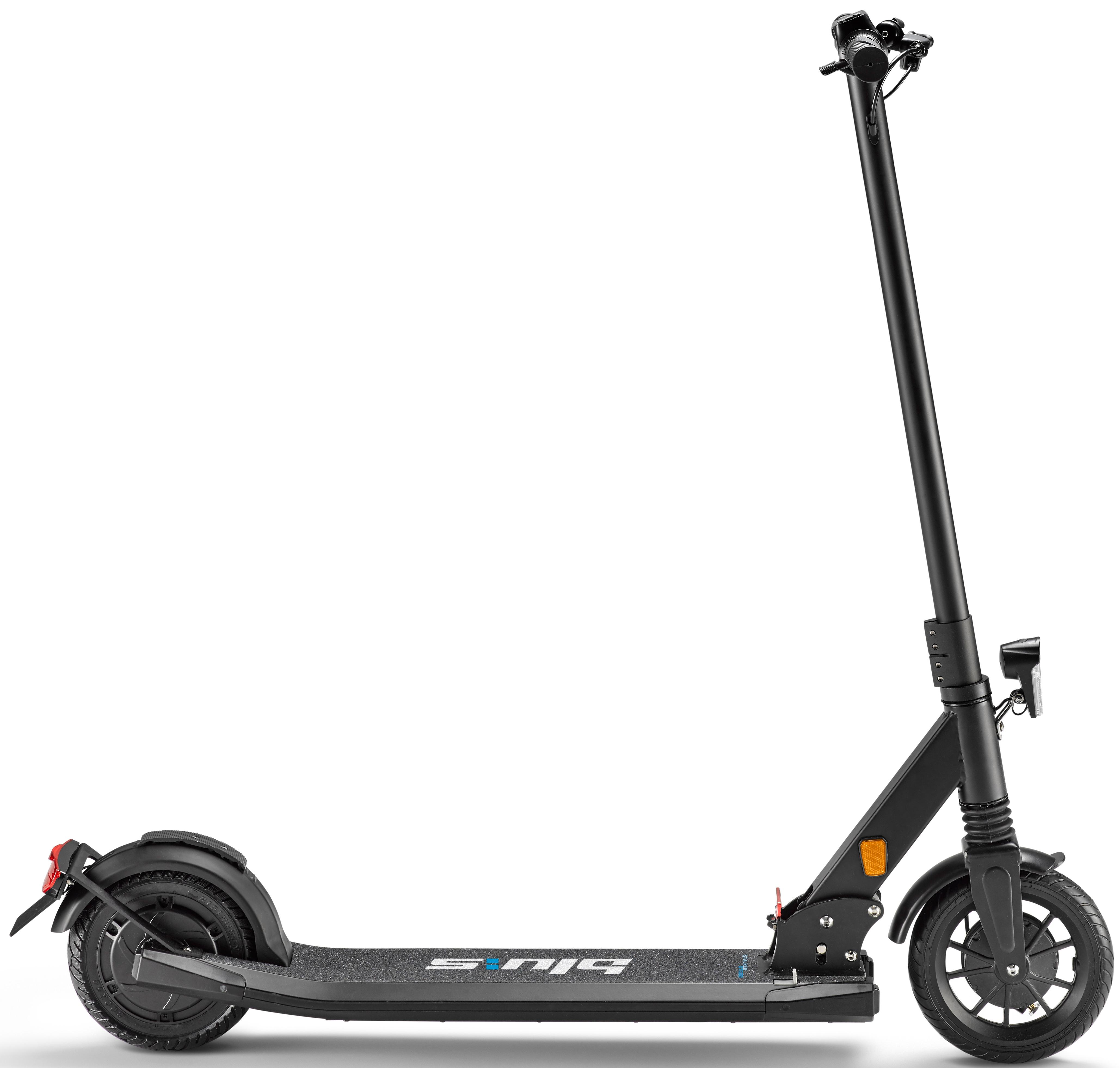 Blu:s E-Scooter XT600 schwarz Elektroscooter Elektroroller Motorroller Mofas