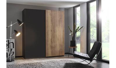 rauch ORANGE Schwebetürenschrank »Halifax«, mit 50 mm starken Türen im Holzdekor kaufen