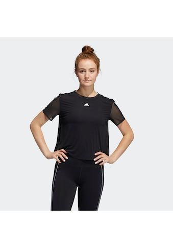 adidas Performance T-Shirt »DANCE TEE« kaufen