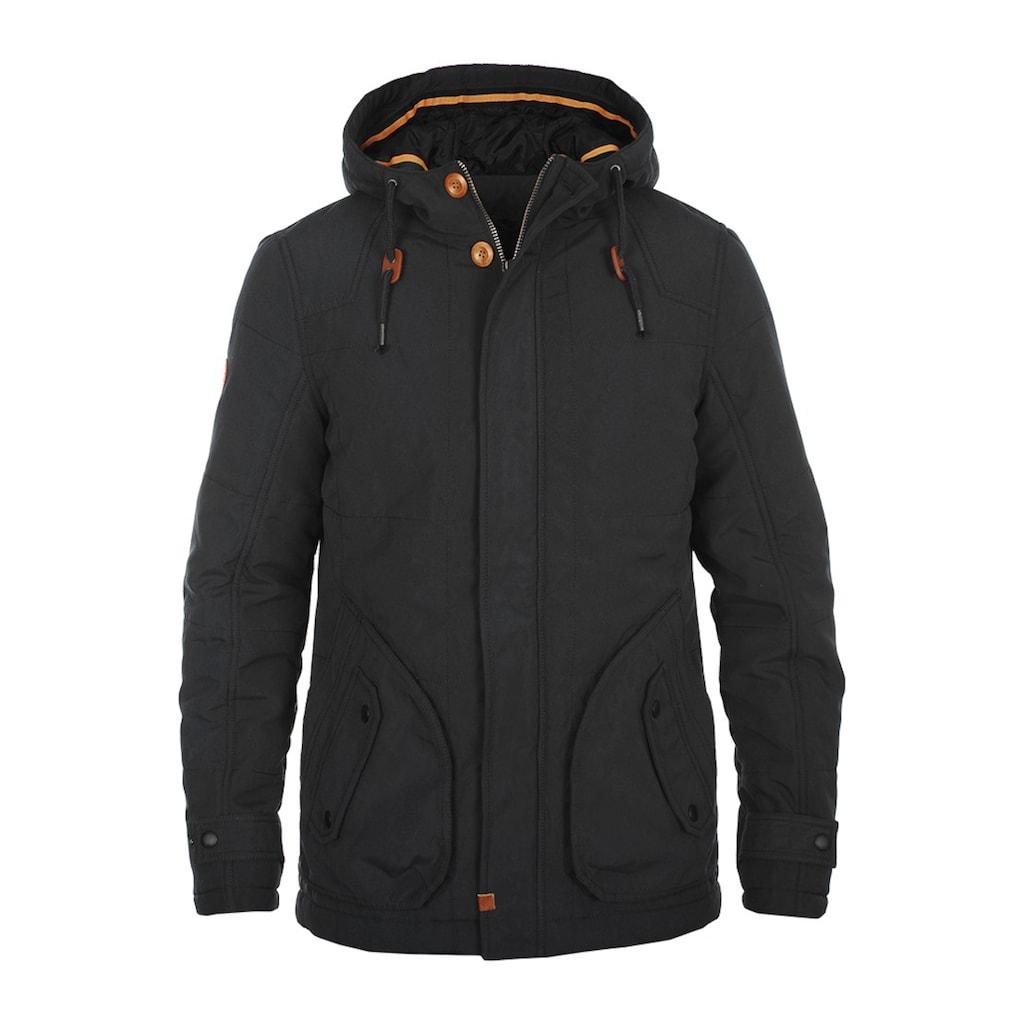 Blend Winterjacke »Polygon«, warme Jacke mit verlängerter Rückenpartie