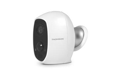Thomson WLAN IP - Kamera mit Akku für innen/außen  -  1080P »LENS 150« kaufen