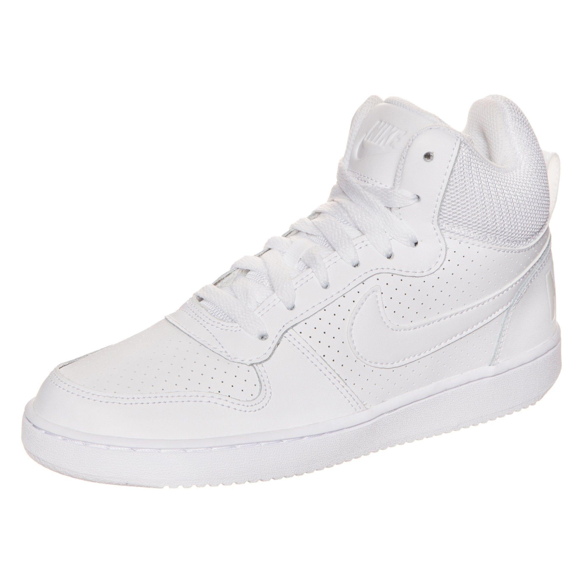 Nike Sportswear Court Borough Mid Sneaker Damen gnstig kaufen | Gutes Preis-Leistungs-Verhältnis, es lohnt sich