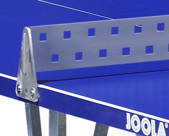 Joola Tischtennisnetz Externa silberfarben Tischtennis-Ausrüstung Tischtennis Sportarten
