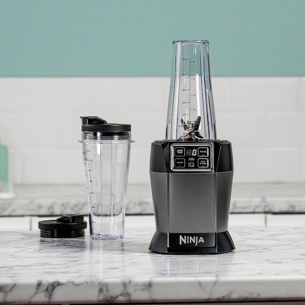 NINJA Standmixer »mit Auto-iQ BN495EU Smoothiemaker«, 1000 W