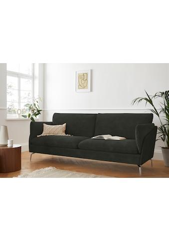 andas 3-Sitzer »Hedda«, mit Kettelnaht auch in Samtvelours erhältlich, Design by... kaufen