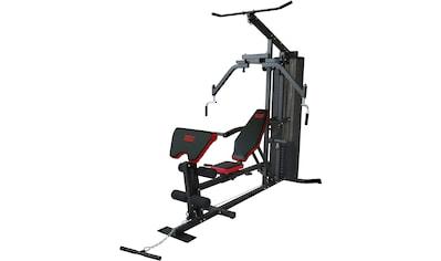 MOTIVE FITNESS by U.N.O. Kraftstation »Multi - Gym Competition«, 10 Gewichtsblöcke kaufen