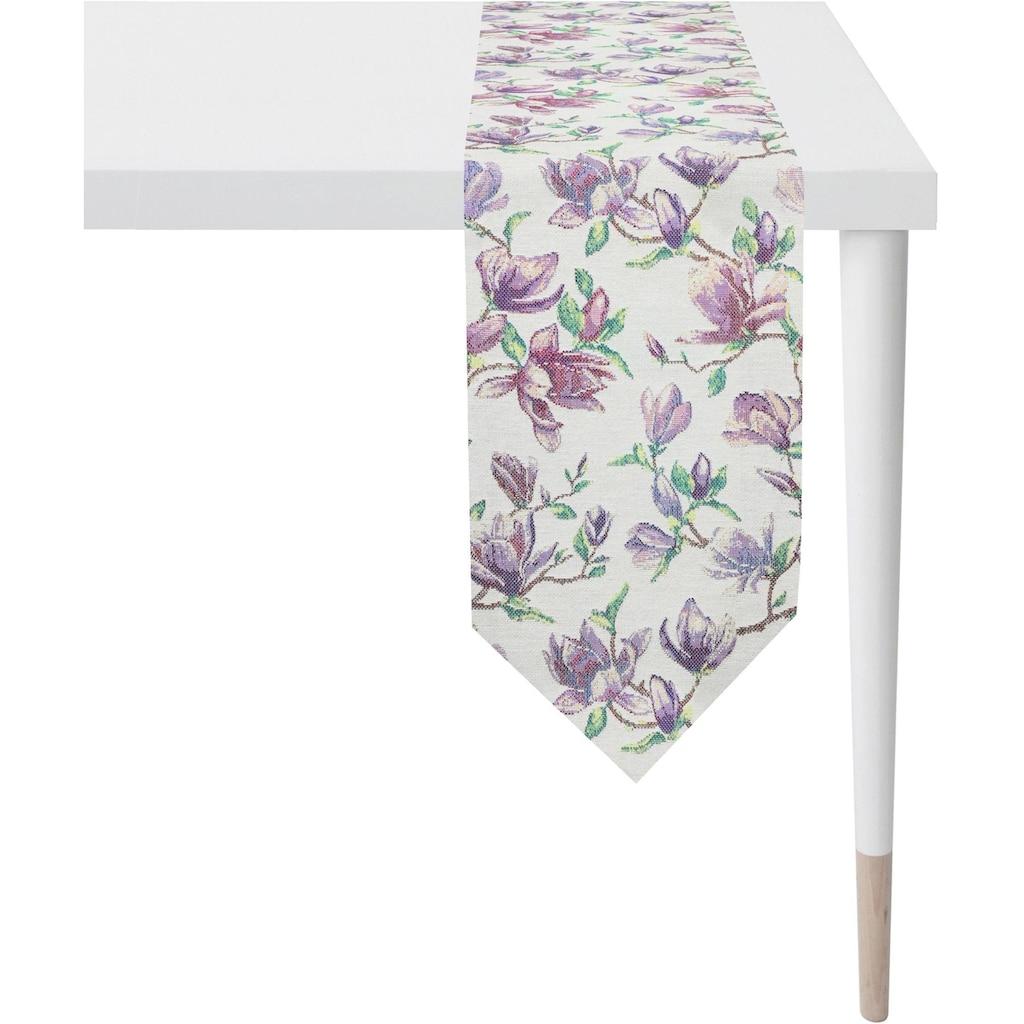 APELT Tischband »6901 SPRINGTIME«, Gobelingewebe