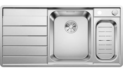 BLANCO Küchenspüle »AXIS III 6 S - IF«, benötigte Unterschrankbreite: 60 cm kaufen