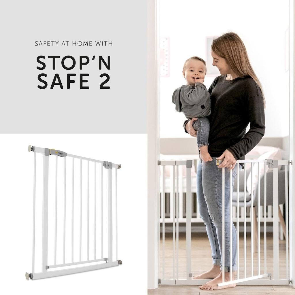 Hauck Türschutzgitter »Stop N Safe 2 - weiß«