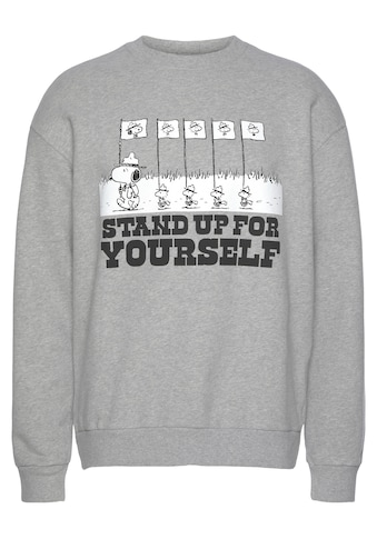 United Colors of Benetton Sweatshirt, mit Snoopy-Print kaufen