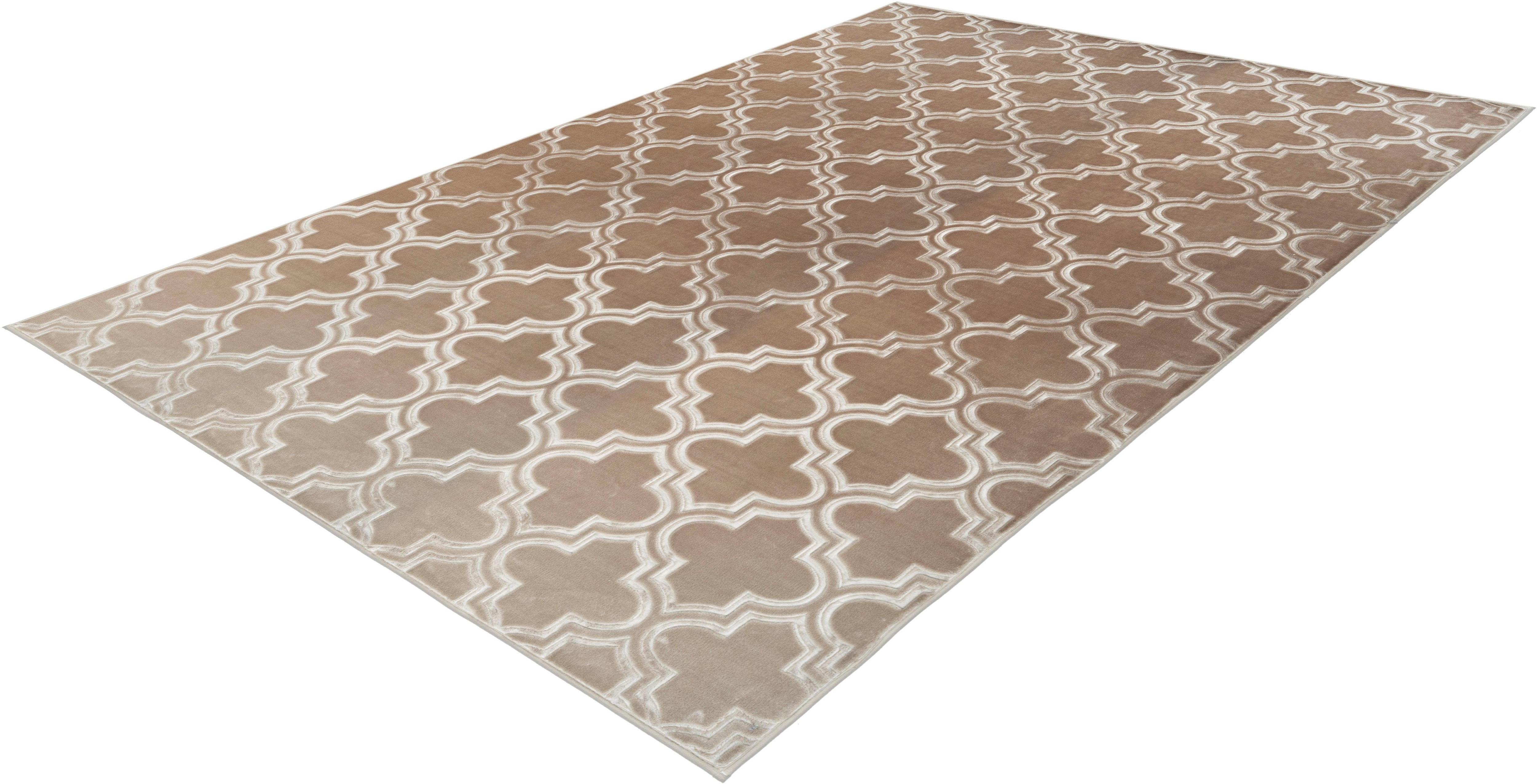 Teppich Latemar 200 calo-deluxe rechteckig Höhe 7 mm maschinell getuftet