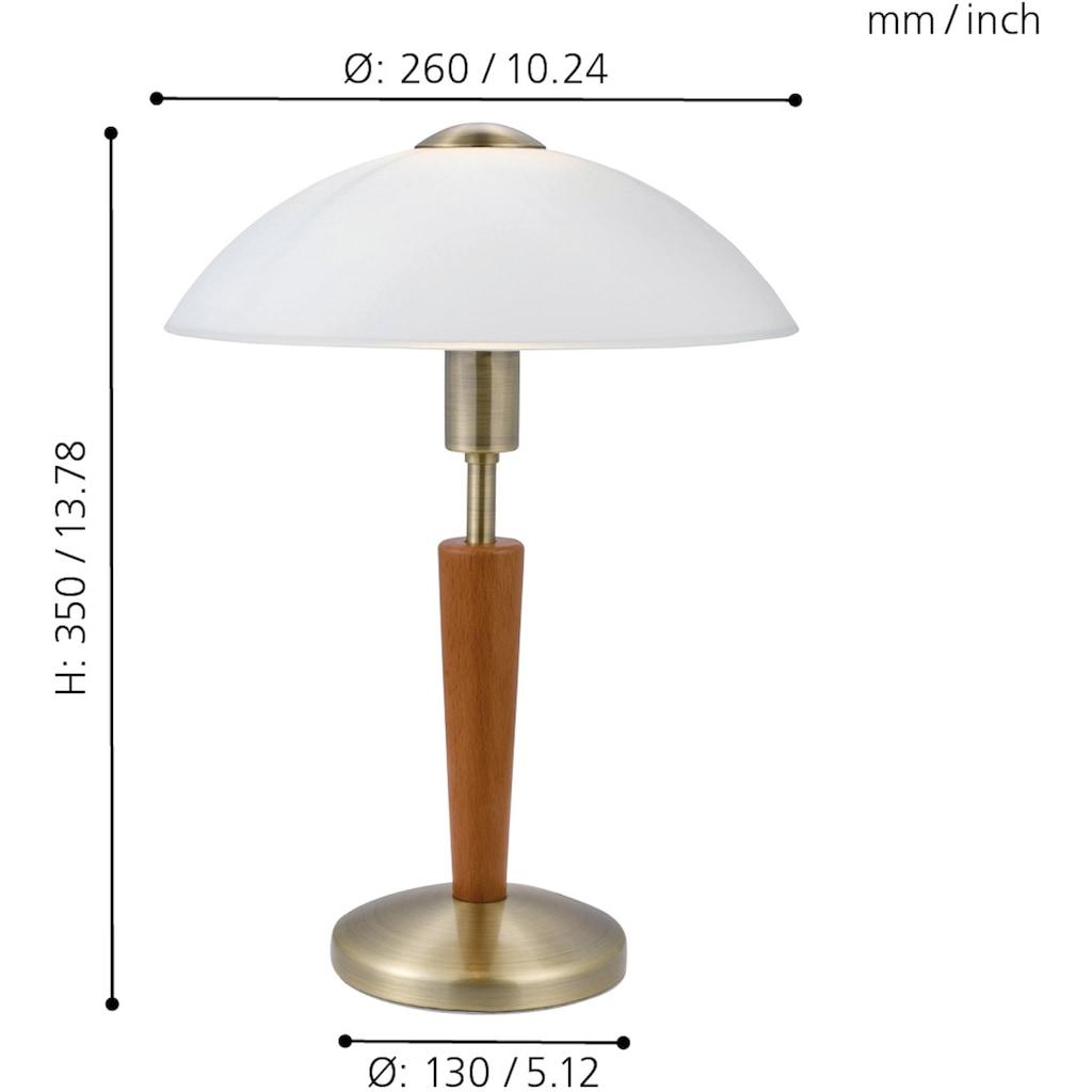 EGLO Tischleuchte »SOLO 1«, E14