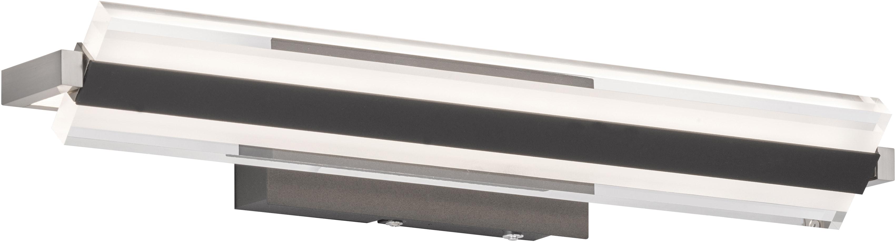 FISCHER & HONSEL LED Wandleuchte Paros TW, LED-Modul, Warmweiß-Neutralweiß