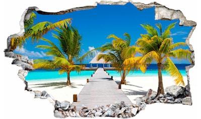Wandtattoo »Der weg ins Paradies« kaufen