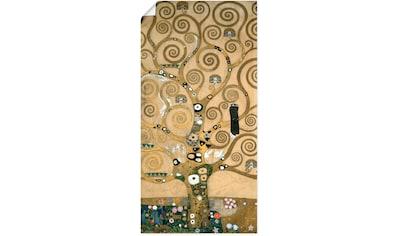 Artland Wandbild »Lebensbaum. Detail, Werkvorlage«, Bäume, (1 St.), in vielen Größen &... kaufen