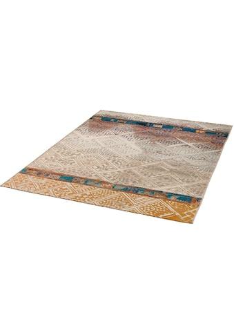 Dekowe Teppich »Susan«, rechteckig, 5 mm Höhe, In- und Outdoor geeignet, Wohnzimmer kaufen