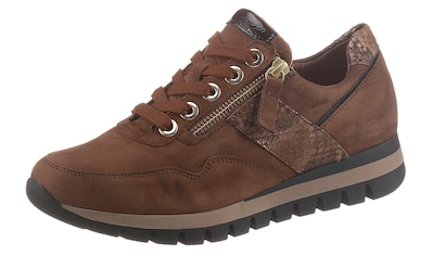 Gabor Keilsneaker, mit Kontrastbesatz kaufen