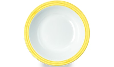 WACA Suppenteller »Bistro«, (Set, 4 St.), Melamin, 20,5 cm kaufen