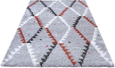 MINT RUGS Hochflor-Teppich »Lark«, rechteckig, 33 mm Höhe, besonders weich durch... kaufen