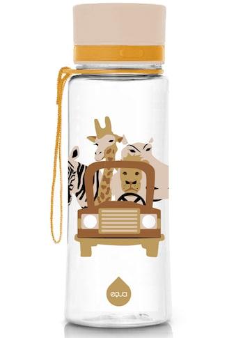 equa Trinkflasche »Kids Safari«, Tritankunststoff, Inhalt 600 ml kaufen