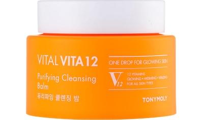 TONYMOLY Gesichts-Reinigungscreme »Vital Vita 12 Purifying Cleansing Balm« kaufen
