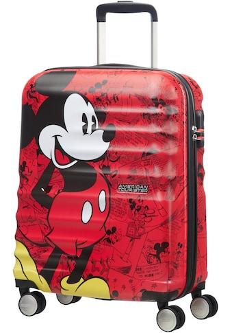 "American Tourister® Hartschalen - Trolley ""Wavebreaker Disney, 55cm"", 4 Rollen kaufen"