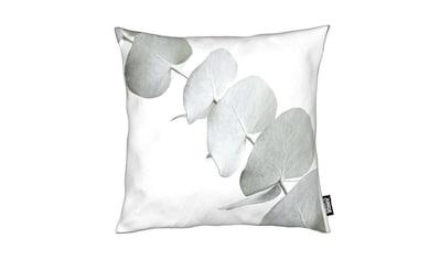 Dekokissen, »Eucalyptus White 3«, Juniqe kaufen