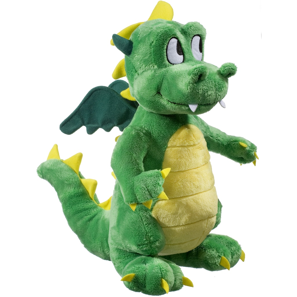 Heunec® Kuscheltier »Drache stehend grün 35 cm«