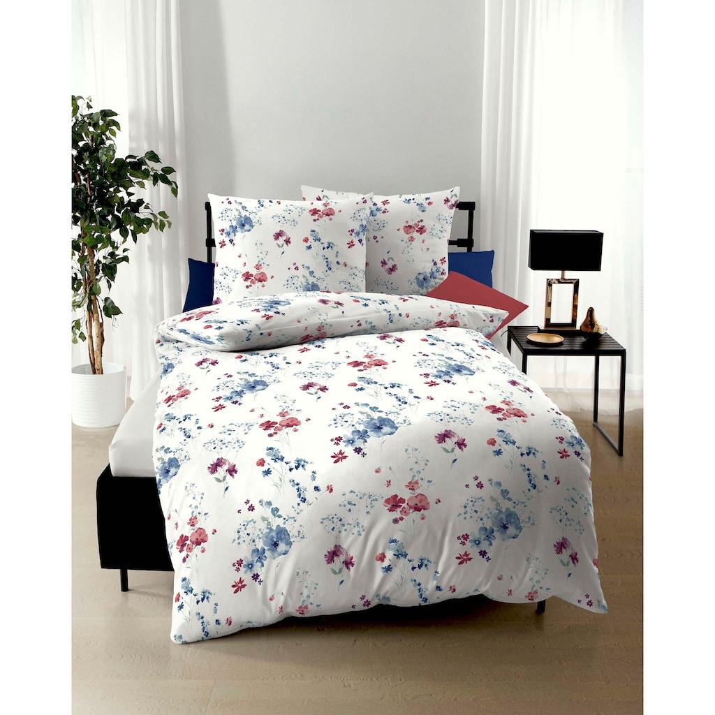Kaeppel Bettwäsche »Mila«, mit Blumen