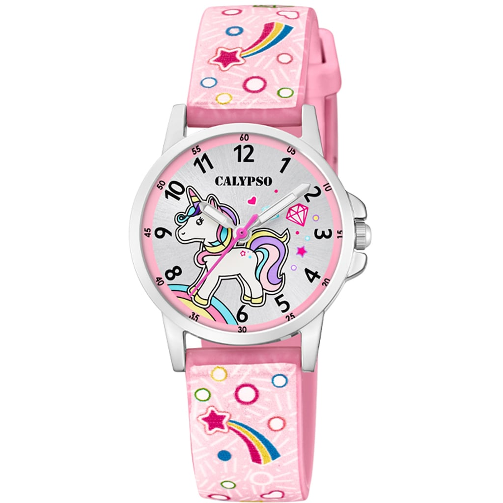CALYPSO WATCHES Quarzuhr »Junior Collection, K5776/5«