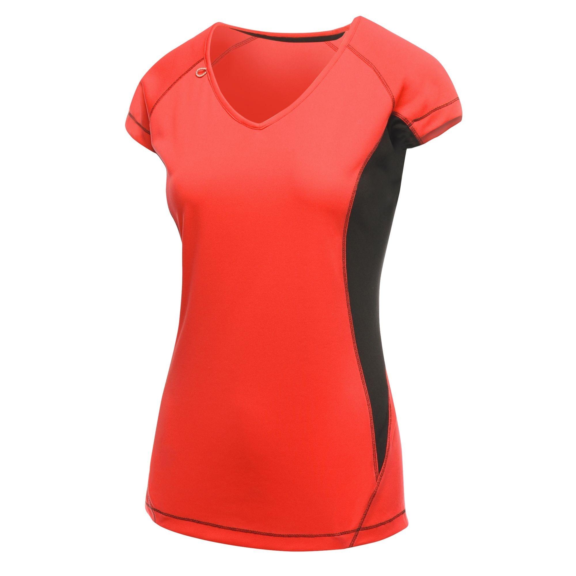 Regatta T-Shirt Activewear Damen Beijing Kurzarm