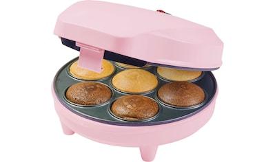 bestron Cupcake-Maker »Sweet Dreams«, 700 W, im Retro Design, Antihaftbeschichtung,... kaufen