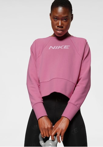 Nike Sweatshirt »Nike Dri - FIT Get Fit Women's Fleece Training Crew« kaufen