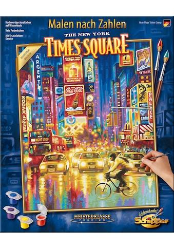 Schipper Malen nach Zahlen »Meisterklasse Premium - New York Times Square«, Made in Germany kaufen