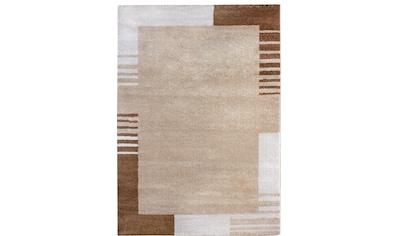 Teppich, »Lyon«, LUXOR living, rechteckig, Höhe 10 mm, maschinell gewebt kaufen