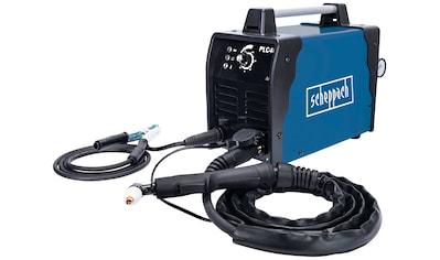Scheppach Plasmaschneidegerät »PLC40«, mit 3 Brennerhüllen, 3 Elektroden und Zubehör kaufen