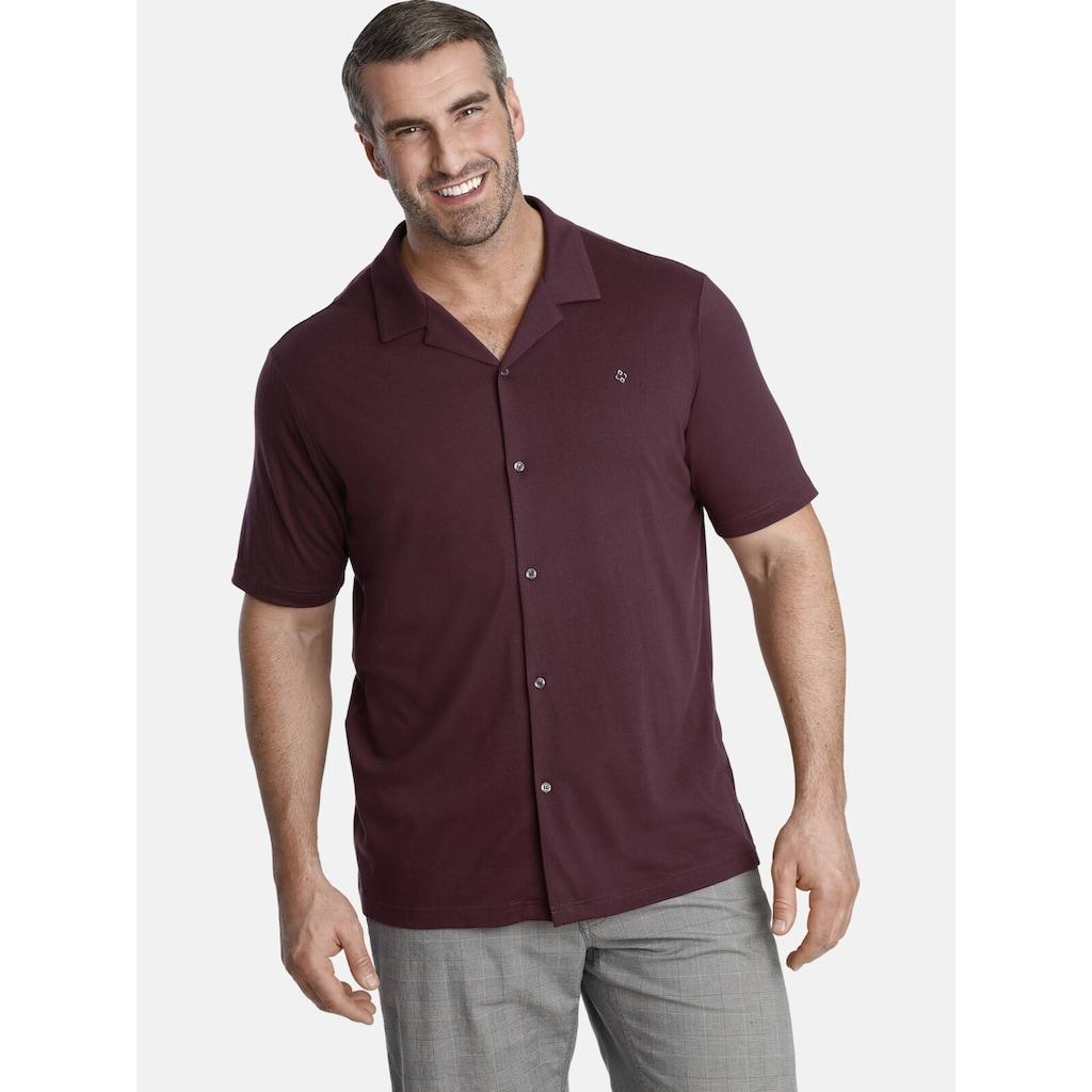 Charles Colby Poloshirt »EARL THORLEY«, hochwertige Baumwolle, Comfort Fit