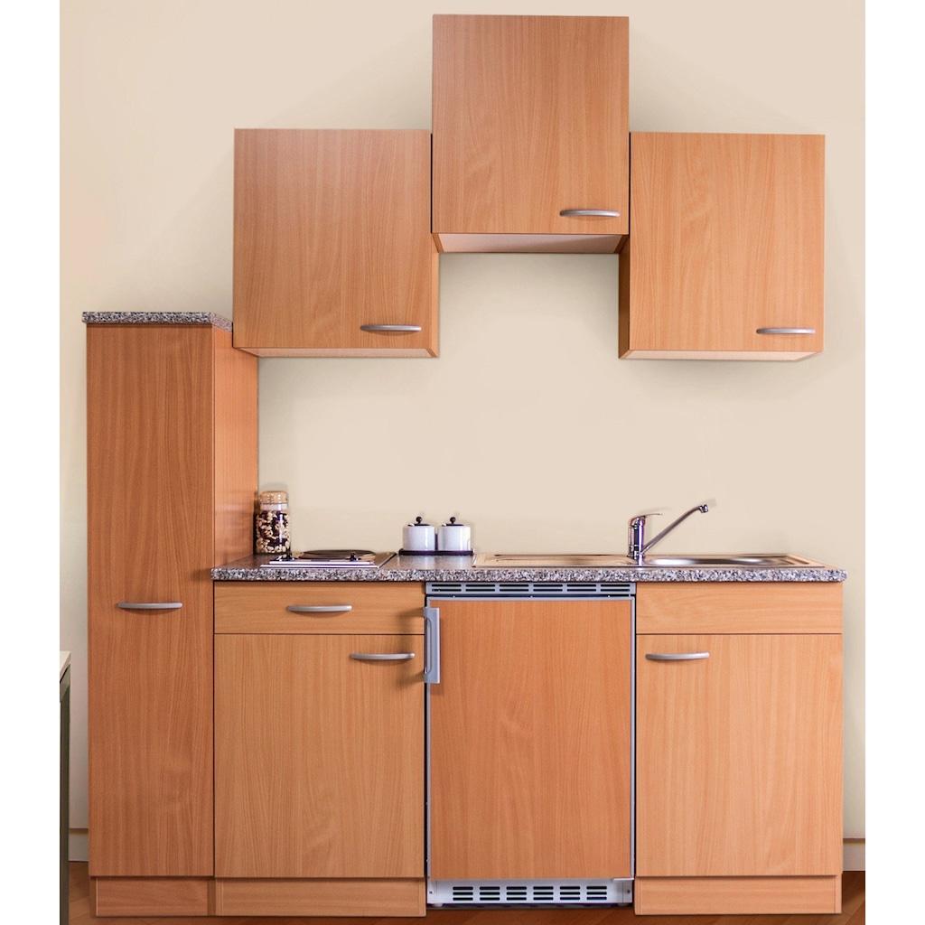 RESPEKTA Küchenzeile, Breite 180 cm