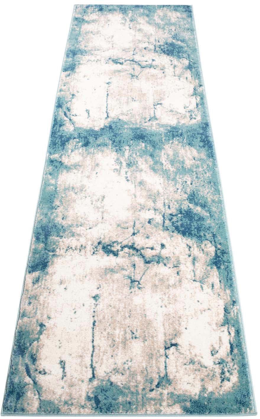 Läufer Inspiration 7690 Carpet City rechteckig Höhe 11 mm maschinell gewebt