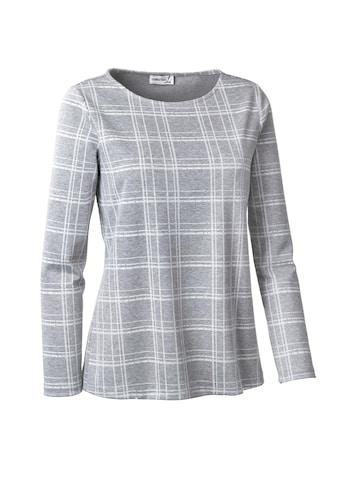 Casual Looks Shirt mit Karomuster kaufen