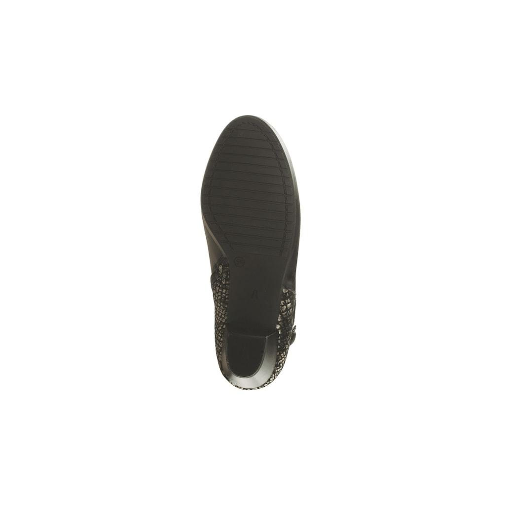 Lei by tessamino Stiefelette »Letizia«, mit bequemem Fußbett