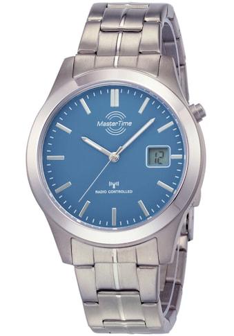 MASTER TIME Funkuhr »MTGT - 10351 - 31M« kaufen