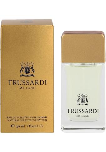 Trussardi Eau de Toilette »My Land« kaufen