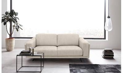 Places of Style 2-Sitzer »Randen«, modernes Design in zwei Bezugsqualitäten kaufen