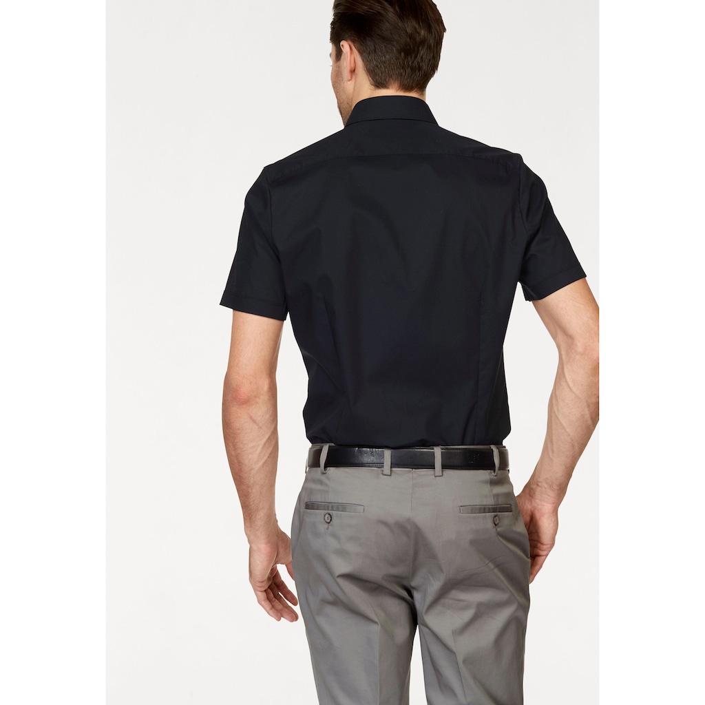OLYMP Businesshemd »Level Five body fit«, klassisch, unifarben